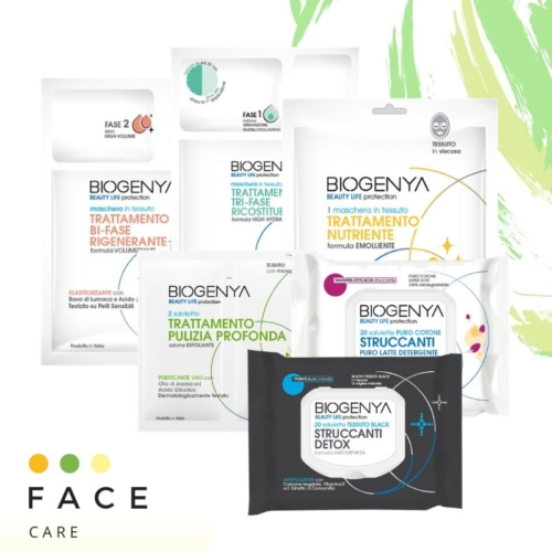 BIOGENYA Kit Trattamenti Viso – Face Care
