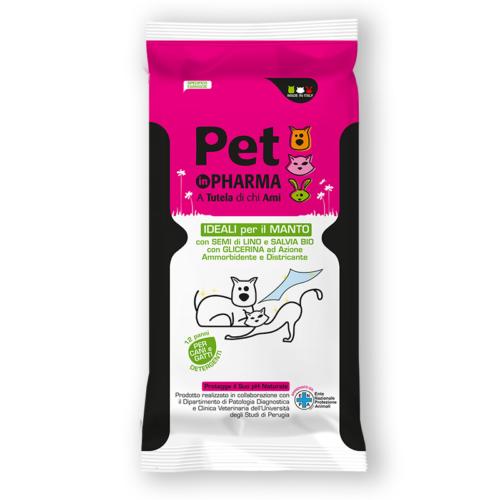 Pet in PHARMA Panni per il Manto di Cani e Gatti