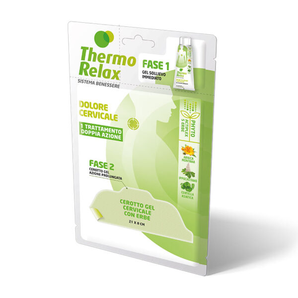 ThermoRelax Phyto Gel Dolore Cervicale Mono
