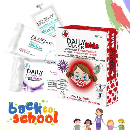 BIOGENYA Kit Back to School